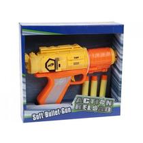 Dart Gun - Eva Soft Super Power Con 3 Dardos Niños Childs
