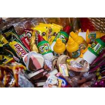 Bolsas Con Dulces Dulcero Para Fiestas Aguinaldos Bolos