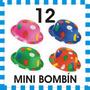 12 Sombreritos Fiesta Mini Bombin Xv Boda Dj Sombrero Payaso