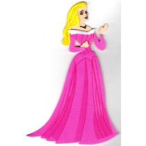 Figuras De Foamy Princesas Lote De 10 Piezas Fomi