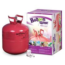 Tanque De Helio Ballon Time Jumbo Desechable