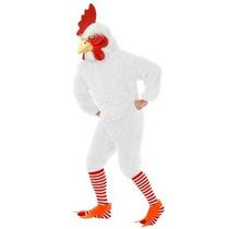 Gallo Blanco De Vestuario