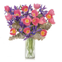 Tulipanes Naturales A Domicilio Flores Frescas