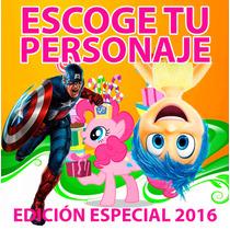 Kit Imprimible Peppa Pig Intesmente Frozen Minions Avengers