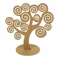 Árbol Para Colgar Recuerditos De Espirales 24 Cm