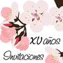 Invitaciones Xv Años, Antifaz, Carnaval, Etc Imprimible