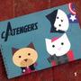 Gatos Cuaderno Personalizado Para Regalo Original