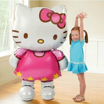 Globo Metalico Hello Kitty Airwalker