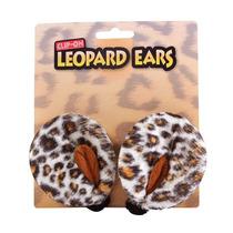 Disfraz Leopardo - Clip En Oídos Adultos Niños Animal Fant