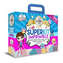 Super Kit Imprimible Intensamente Minions Y Más Imagenes