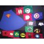 Capas De Superheroes Souvenir, Recuerdo, Regalo Superman