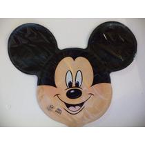 Mickey Mouse 10 Globos Metalicos Fiestas Decoracion 14pulgad