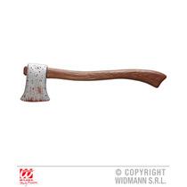 Axe Traje - Madera Bloody 60cm De Halloween Horror Fantasía