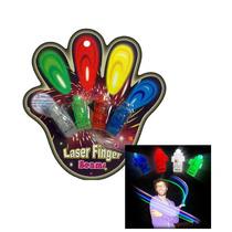 Luces Led Para Dedos Set 4 Espectaculo Y Entretenimiento