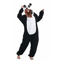 Inewbetter Panda Dibujos Animados Animal Pijamas Cosplay