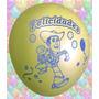 Globos De Látex Toy Story Woody (paq.25 Piezas)