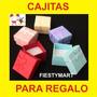 10 Cajas De Regalo Recuerdos Boda Bautizo Xv Presentación
