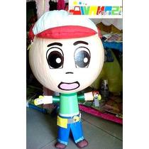 Piñata Handy Manny Voldemort Hawai Hulk Jack Esquelet Patito