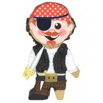 Pirata Piñata - Niños Childs Adultos Boy Fiesta De Cumplea