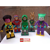 Lego Marvel, Fofuchas, Centros De Mesa, Fiestas Y Cumpleaños