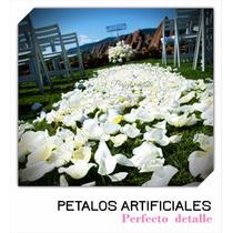 1000 Petalos De Rosa Artificiales Para Ese Dia Especial