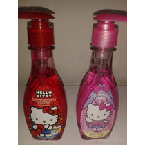 Jabon Liquido Para Manos Hello Kitty! Fiesta