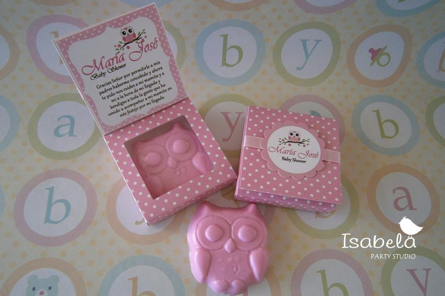 Recuerdos Para Baby Shower De BUHO