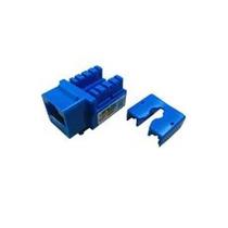 Jack Modular Utp Tvc C5u7kb9dnbl Cat5e Azul +b+