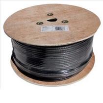 Bobina Cable Rg6 Con Guia 305m