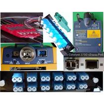 Conexión De Fibra Óptica Por Fusión Y Escaneo, Con Dtx-1800