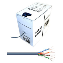 Red Datos :: Cable Para Red Cat 5e Utp 305m