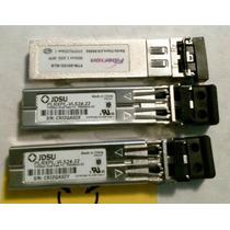 O F E R T A - 3 Mini-gbic (transceiver)nuevos P/fibra Optica