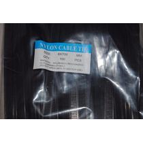 Cincho De Nylon Color Negro 70 Cm X 8 Mm 100 Pzas I17