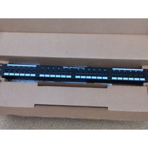 Patch Panel Panduit 24 Puertos Cat 6