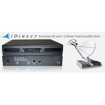 Internet Satelital Idirect Evolution X1,x3 ( Refubir )