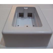 Chalupa Databox Caja Universal De Pvc Con Fondo Canaleta Sp0