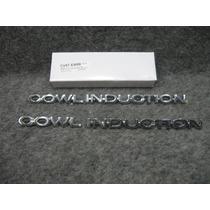 Chevelle 70-72 Camaro 67-69 Emblemas Cowl Induction