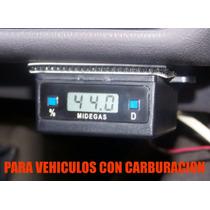 Medidor De Gas Lp En Litros Para Vehículos