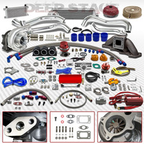 Kit Turbo + Intercooler + Pp + Manifold + Wastegate P/nissan