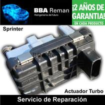 Dodge Mercedes Sprinter Turbo Actuador Control Reparación