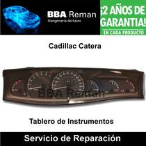 Cadillac Catera 1997 1999 Tablero De Instrumentos Reparacion