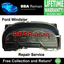 Ford Windstar 1999 2003 Tablero Instrumentos Reparacion