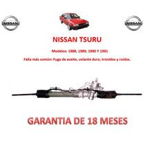 Caja Direccion Hidraulica Cremallera P/bomba Nissan Tsuru Ii