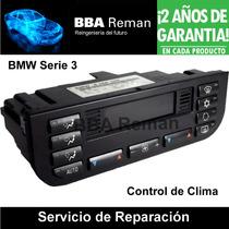 Bmw Serie 3 E36 328i 1996 1999 Control Clima Ac Reparacion