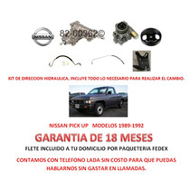 Kit Direccion Hidraulico Completo Original Nissan Pick Up