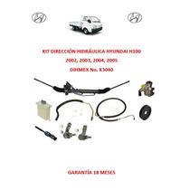 Kit Dirección Hidráulica Hyundai H100 2002-2005