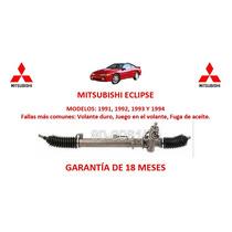 Caja Direccion Hidraulica Cremallera Mitsubishi Eclipse 1993