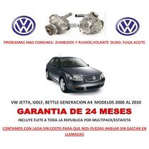 Bomba Licuadora Direccion Hidraulica Nueva Vw Jetta,golf Omm