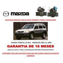 Bomba Licuadora Direccion Hidraulica P/caja Mazda Tribute