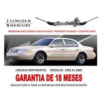 Caja Direccion Hidraulica Cremallera Lincoln Continental Au1